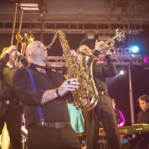 Maturitní ples 8A GVN JH - foto: Milan Havlík