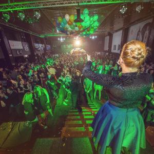 Maturitní ples 4C GVN JH - foto: Milan Havlík