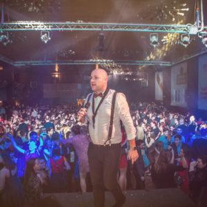 Maturitní ples 4.B GVN JH - foto: Milan Havlík